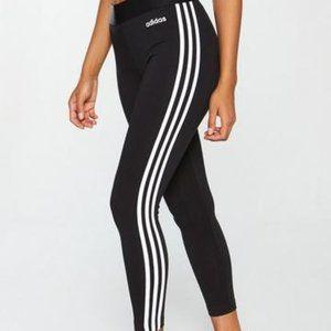 Adidas Essential 3 Stripe Tights